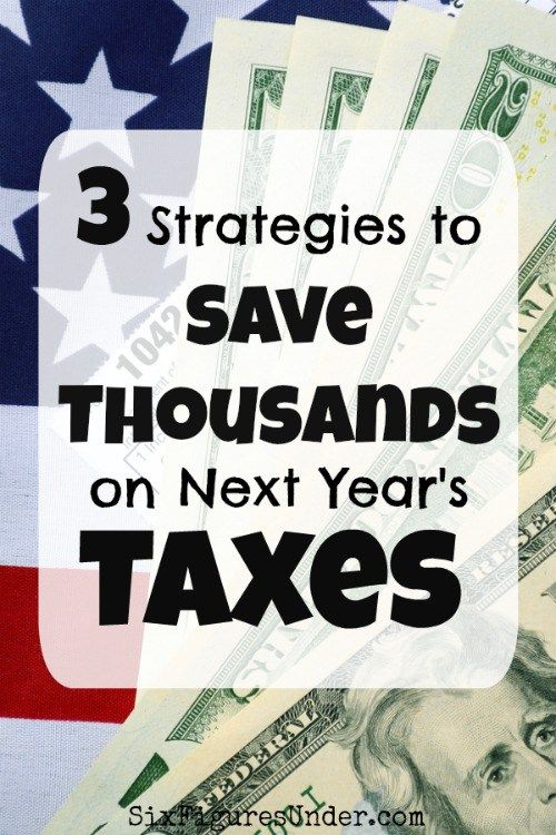 After seeing a tax advisor for the first time, we are making some changes for next year's taxes that will save us thousands of dollars! We also made changes to this year's return. Would these strategies will work for you?