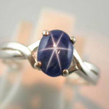 Star Sapphire Ring, $95