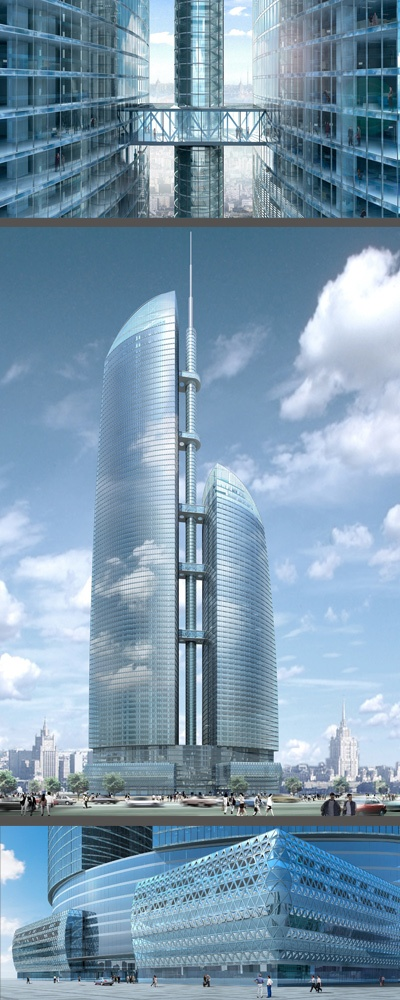 MOSCOW | Federation Tower
