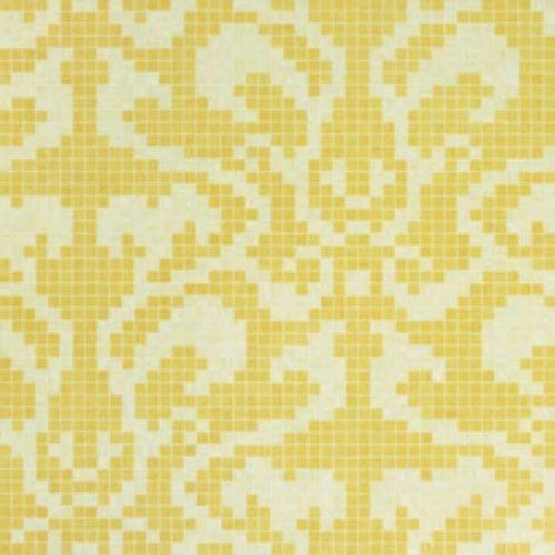 #Bisazza #Decori 2x2 cm Damasco Cream | #Gres | su #casaebagno.it a 669 Euro/collo | #mosaico #bagno #cucina