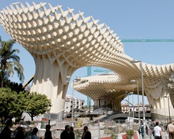 Beautiful Seville, Spain and its architecture!