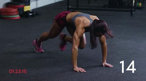 In Month 3 of The Ultimate Oxygen Challenge Erin Stern introduces Tabata. Watch as she performs her circuit in real time!