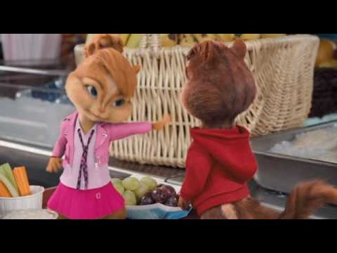 The Chipettes - Single Ladies [Put A Ring On It] (video)
