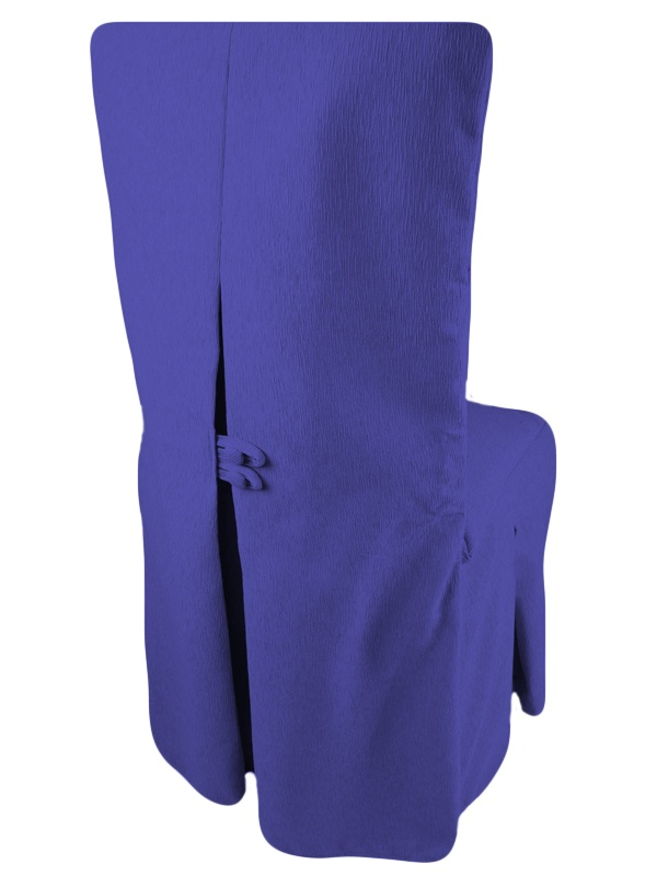 Panama Blue Chair Cover