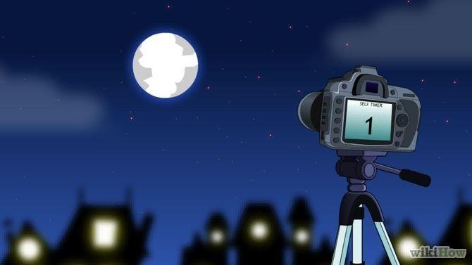 ¿Cómo fotografiar el cielo de noche?