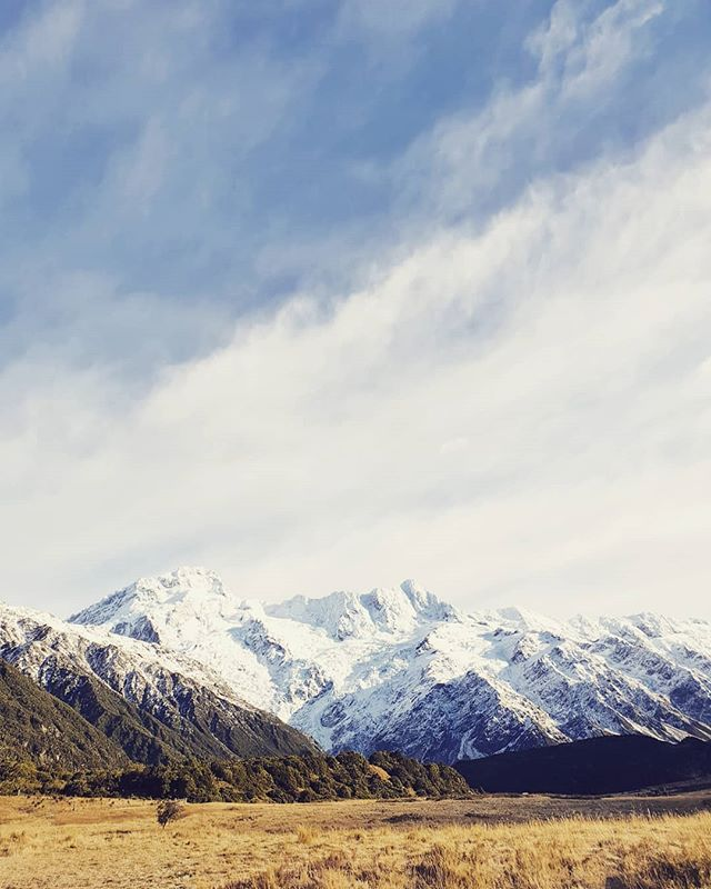 Yesterday morning in Aoraki / Mt Cook National Park... New Zealand is probably my most favourite country to visit so far which is yours??