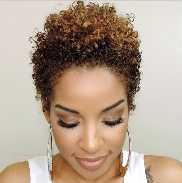 590 best Short Natural Hairstyles images on Pinterest