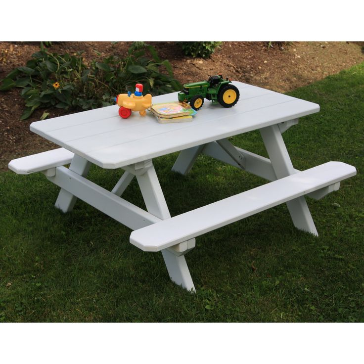 best 20 kids picnic table ideas on pinterest kids picnic table plans children 39 s picnic table. Black Bedroom Furniture Sets. Home Design Ideas