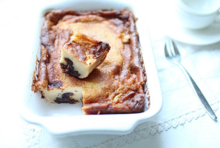 THE recette du far breton aux pruneaux !