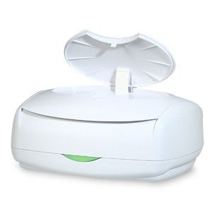 Keep baby warm and comfortable during those frequent changes with Wipes Warmer!