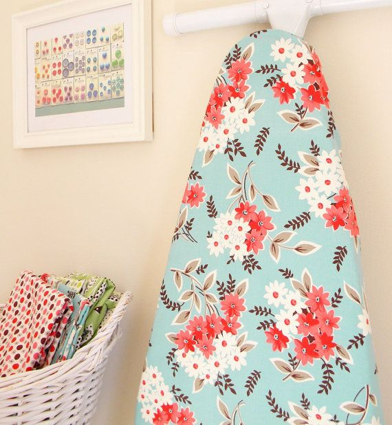 Ironing Board Cover Flea Market Fancy by CityChicCountryMouse