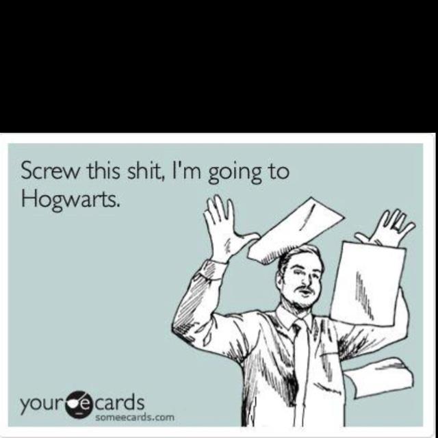Hogwarts lol