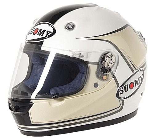 Suomy Vandal Helmet - Smart