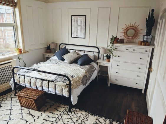 11 Stunning Bohemian Interior Design Bedrooms That Make Easy