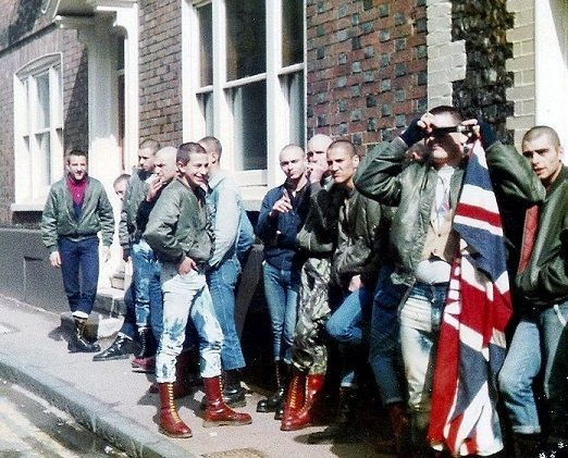 Britishh Skinheads From The 1970 S Skinheads Pinterest