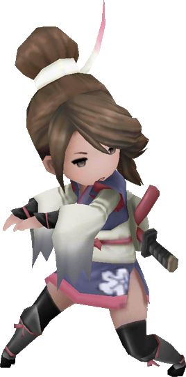 Ninja (Bravely Default) - The Final Fantasy Wiki has more Final Fantasy information than Cid could research