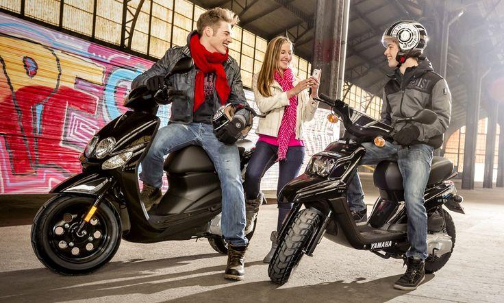 Yamaha Neos y Neos 4T 2014, dos buenas scooter de 50 cc