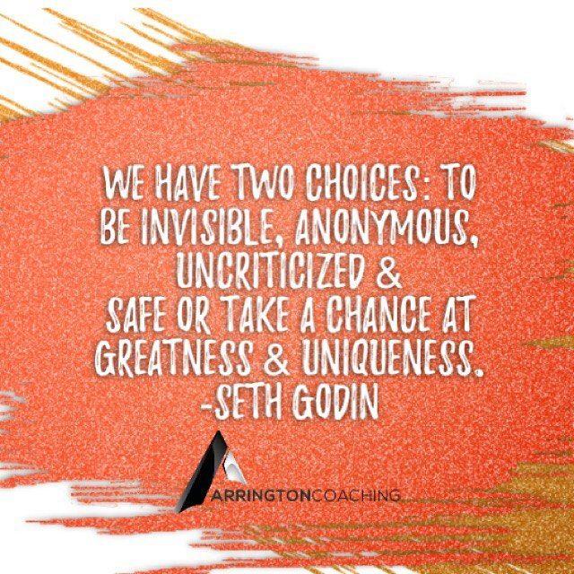 The Choice is Yours #quote #thursday #motivation #inspiration #entrepreneur #business #hr #hrva #virginia #training #arringtoncoaching