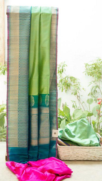 Benares Silk L02390 | Lakshmi