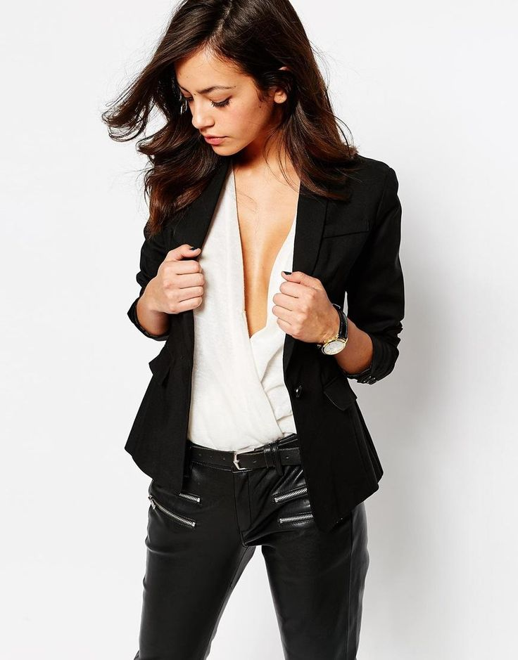 New Look | New Look Tailored Blazer at ASOS