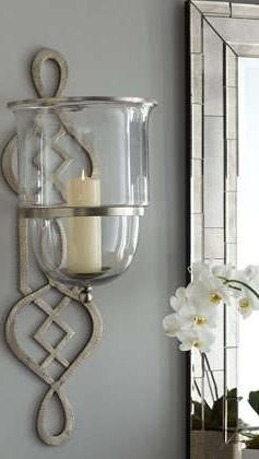 Home Decor Large And Elegant Room With White Wall Comofrtable Environment Lighting In 2018 Pinterest Sconces Candle