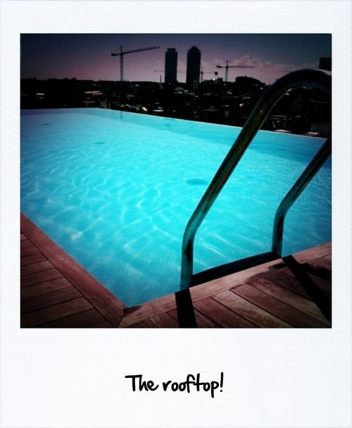 relax... Grand Central Hotel Barcelona
