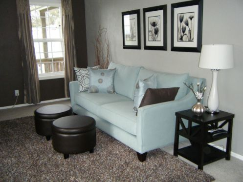 Greige and aqua living room google search living room - Brown and aqua living room pictures ...