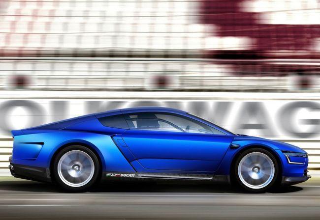 Volkswagen XL1 Concept, Price