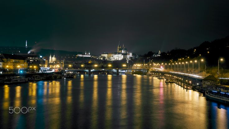 Prague by night - just beautiful