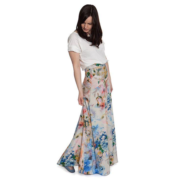 Sewaholic Gabriola Skirt - 1401 *****