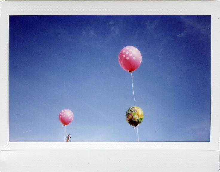 https://flic.kr/p/EfFU46 | Its a birthday! | Fuji instax 210