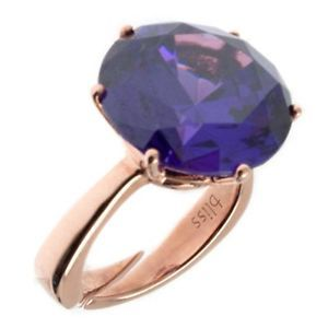 BLISS JEWELS Mod. TRUE LOVE Anello/Ring Size
