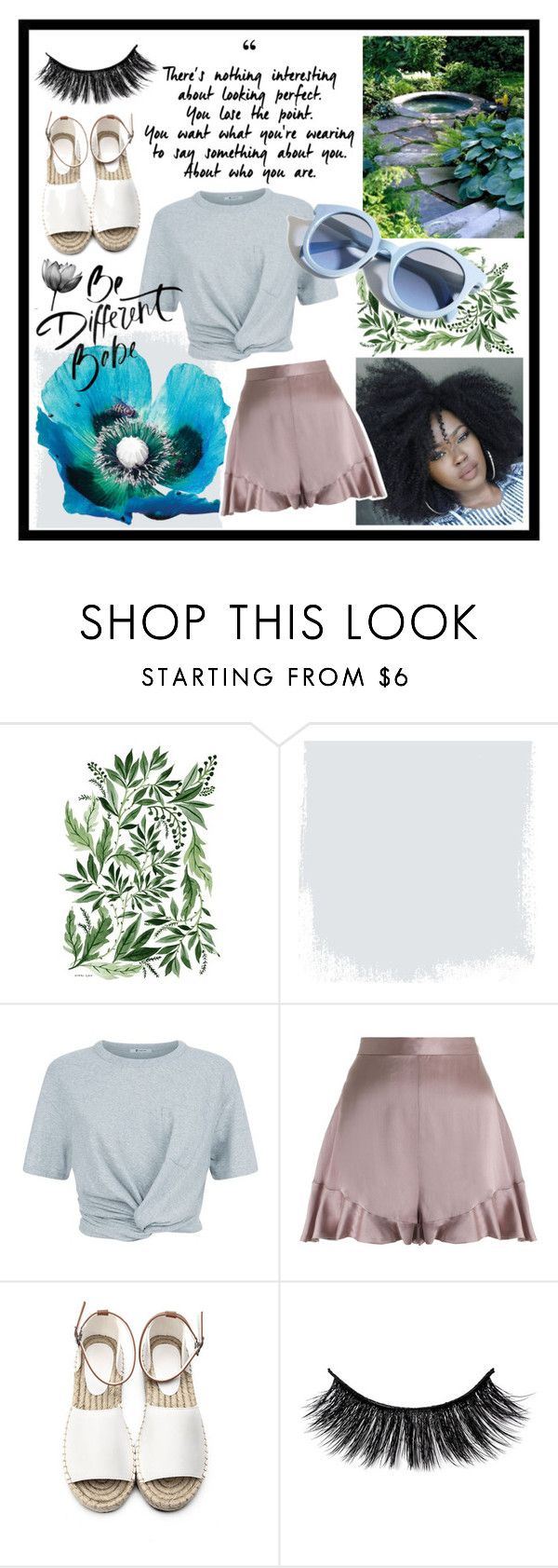 """""""Be different babe"""" by sarabarlaup on Polyvore featuring T By Alexander Wang, Pinko and Zimmermann"""