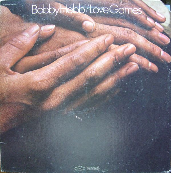 Bobby Hebb - Love Games (Vinyl, LP, Album) at Discogs