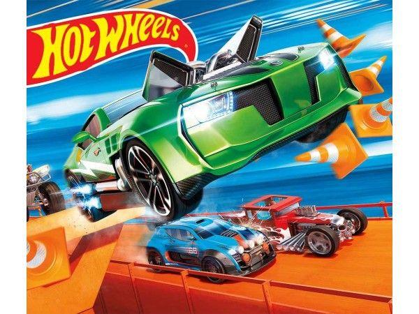 Φωτοταπετσαρία Hot Wheels3   Cumpleaños de hot wheels ...