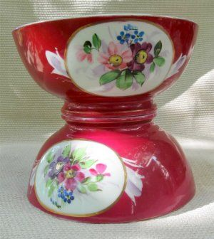 Russian Gardner Porcelain | C19th Imperial Russian Gardner Porcelain Pair of Bowls