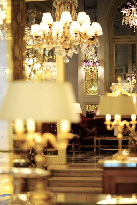 Hotel de Crillon, 10 Place de la Concorde, Paris
