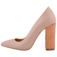 #nude #fashion #stiletto #love on www.shoppingromania.com
