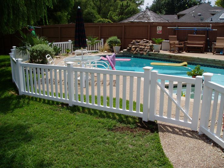 203 Best Images About Vinyl Fences Pergolas On Pinterest