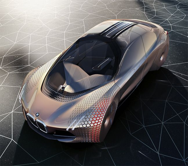 BMW Vision Next 100                                                                                                                                                                                 Plus