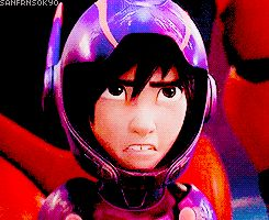 """""""Destroy,"""" 4/4<<< my favorite song in Big Hero 6 would be """"Silent Sparrow"""" for the fact that the music is so strong and dramatic. It really reflects the intensity of Hiro's emotions and thoughts, also the situation. I have a thing for that kind of music. And movie scores."""