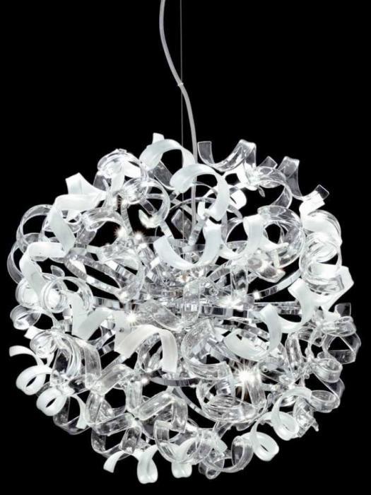 Lampadari in vetro Vertigo di Contemporanea - Illuminazione