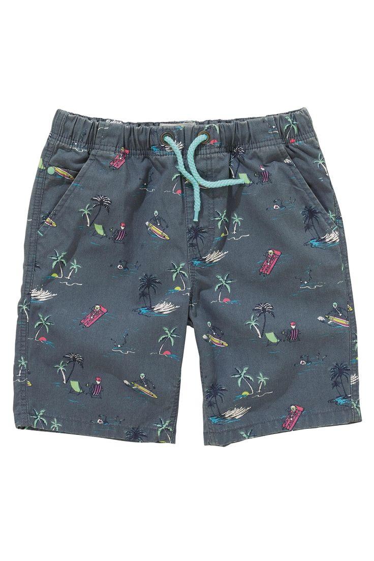 Comprar Pack de dos pantalones cortos sin cierres (3-16 años) online hoy en Next: España