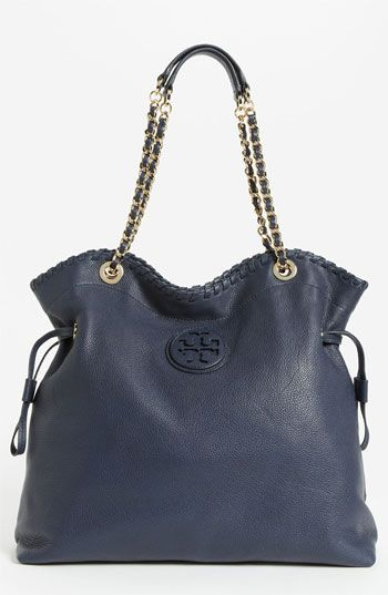 353f41e8c08b Tory Burch Marion Slouchy Tote available at would like this in a nude color