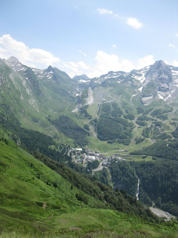 Another view from the same mountain pass -Jul 2013 . See more at http://our.travel