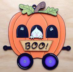 calabazas de halloween scrapbook - Buscar con Google