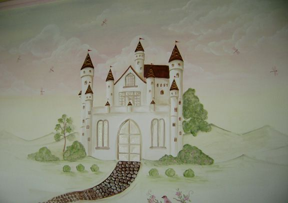 17 Best Images About Vintage Fairy Tale Nursery On