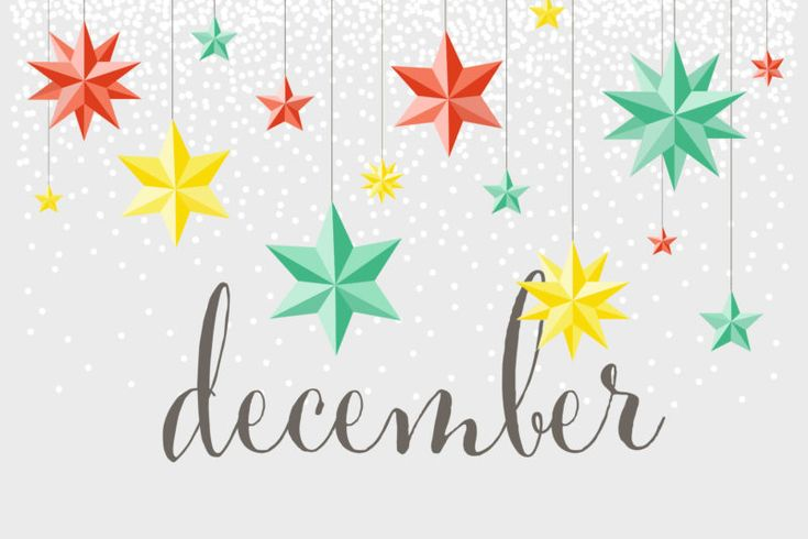 December 2016 Free Calendars and Wallpaper - Red Stamp