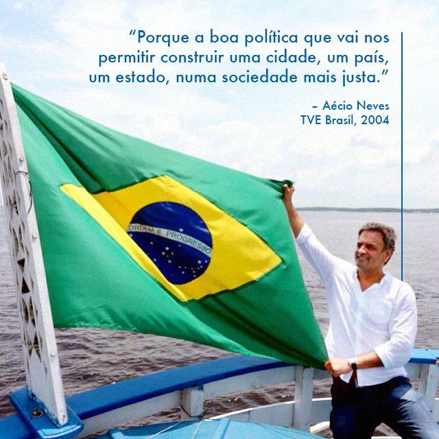 #Aécio2014 #VemAécio #ParaMudarOBrasil