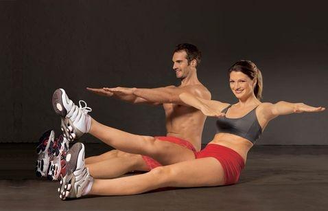 Bauch, Bauchmuskeln, Bauchmuskulatur, Sixpaxk, Waschbrett, Workout